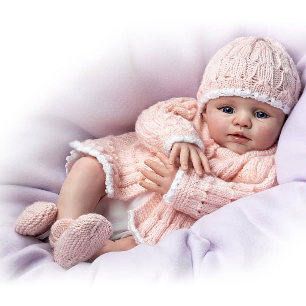 Image result for The History of Reborn Baby dolls